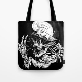 TROUBLE RIPPER / TROUBLE FLY Tote Bag