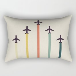 Airplanes Rectangular Pillow