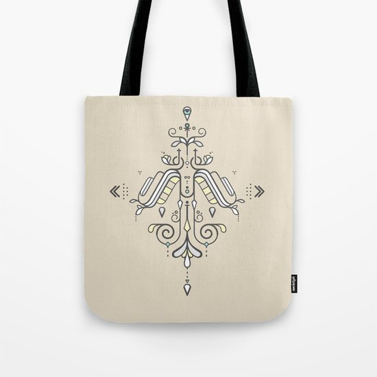 TIOH THREE Tote Bag