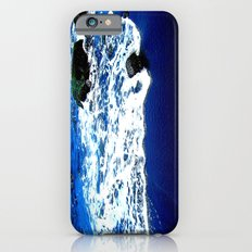 Black Sand Beach Slim Case iPhone 6s