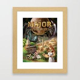 Major Chronicles II True Color Framed Art Print