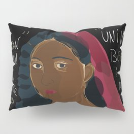 Black Culture Matters African Art Pillow Sham