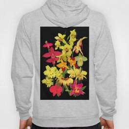 Orchids - Hot Colors! Hoody