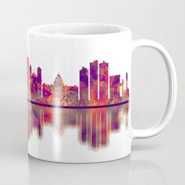 Salvador Brazil Skyline Coffee Mug