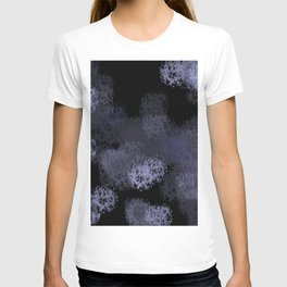 Blue lights T-shirt