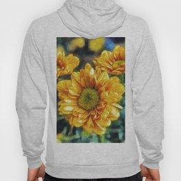 Sunny Flowers Hoody