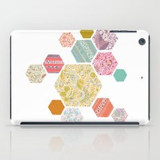 Summer honeycomb iPad Case