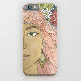 Mary of Bethany iPhone Case