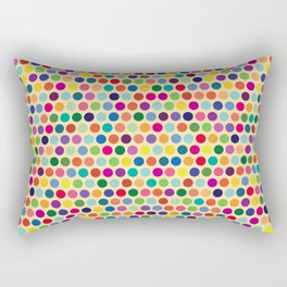 Geometric Pattern #4 Rectangular Pillow