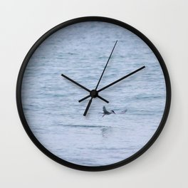 On the Hunt Wall Clock