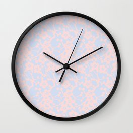 Japanese Pattern 11 Wall Clock