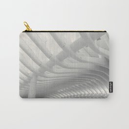 Skeletal Carry-All Pouch