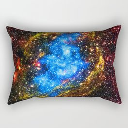 Chandra #1 Rectangular Pillow