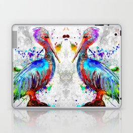 Pelican Grunge Laptop & iPad Skin
