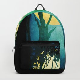 Dance By The Light Of The Full Moon Backpack