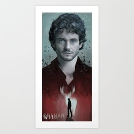 Will Graham Art Print