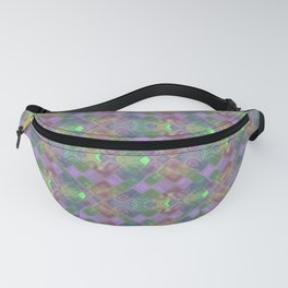 Abstract FF P YYY Fanny Pack