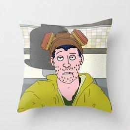 Hurray, bitch. Throw Pillow