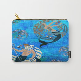 Myth of the Sea New Age Carry-All Pouch