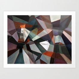 Perspective Shift II Art Print