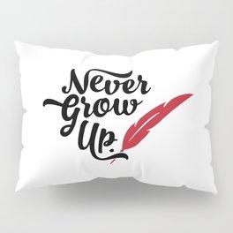 Peter Pan - Never Grow Up Pillow Sham