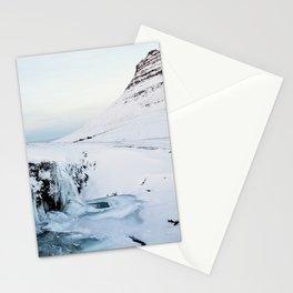 Kirkjufell Waterfall Stationery Cards