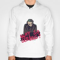 joker Hoodies featuring Joker  by FourteenLab