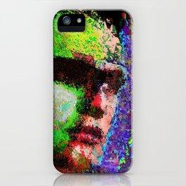 Brandophile. A portrait of Marlon Brando. iPhone Case