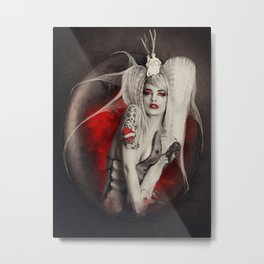 Obscure Metal Print