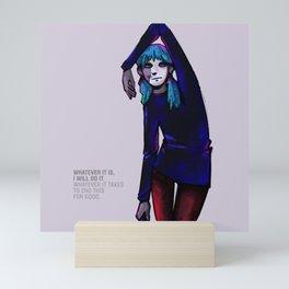 Sally Face Mini Art Print