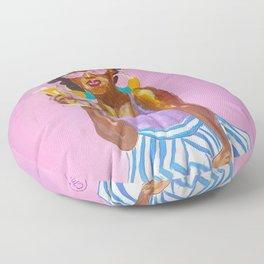 Quaratina  Floor Pillow