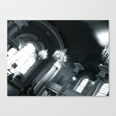 WHITEOUT : Sinners Canvas Print