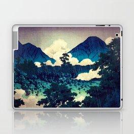 Under the Rain in Doyi Laptop & iPad Skin