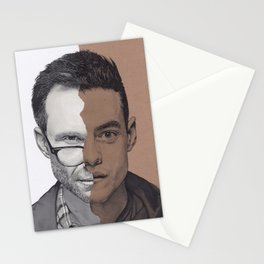 Mr Robot Stationery Cards