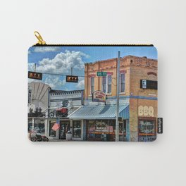 City Meat Market Carry-All Pouch