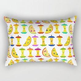 Sassy Apple Rectangular Pillow