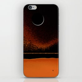 March New Moon iPhone Skin