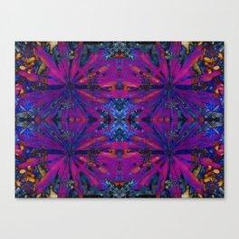 Hopi dream geometry Canvas Print
