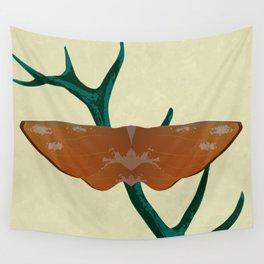 D'Ear Moth Wall Tapestry