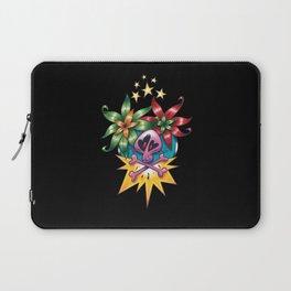 Tatouage de Mégane Laptop Sleeve