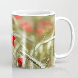 Hot Poppy Coffee Mug