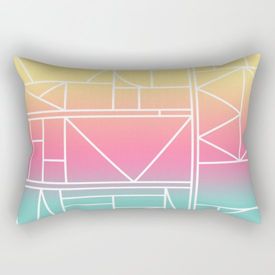 Kaku Quattro Rectangular Pillow