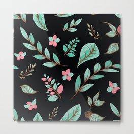 Flower Design Series 19 Metal Print