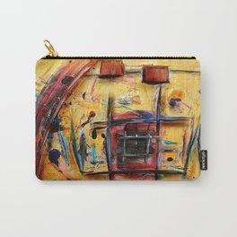 Acryl-Abstrakt 32 Carry-All Pouch