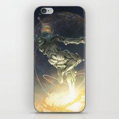 Cosmic Leap iPhone & iPod Skin