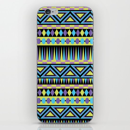 Pattern Playtime iPhone & iPod Skin