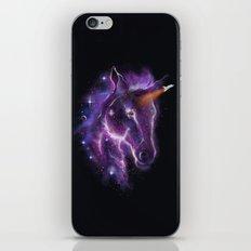 galaxy of the unicorn  iPhone & iPod Skin