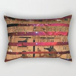Ancient rites Rectangular Pillow