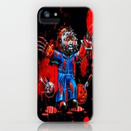 Freddy Of All Faces iPhone Case