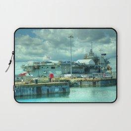 HMS Queen Elizabeth Laptop Sleeve